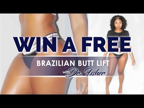 Win a Free Brazilian Butt Lift! Giveaway by Eres Plastic Surgery & Jaelah Majette (CLOSED)
