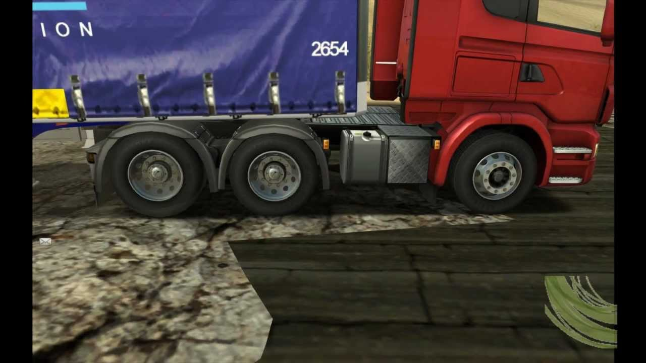 german truck simulator hovertrack