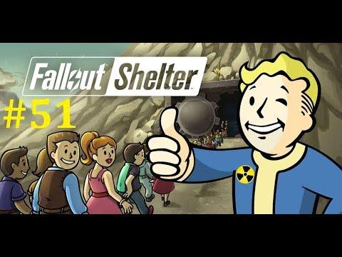 Fallout Shelter Как тащить в Фолаут Шелтер #51 | Инфильтрация! Атака на Базу! Тайник!