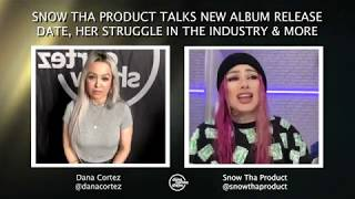 Snow Tha Product talks being a female Mexican in rap, mental illness + drops album release date