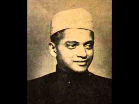 D. V. Paluskar Bhajan - Jab Jankinath Sahay