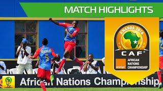 Rwanda vs DR Congo (QF)   Orange African Nations Championship, Rwanda 2016