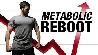 How To REBUILD Your Metabolism (REAL WEIGHT LOSS TIPS!)
