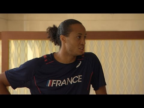 WCH 2015 Beijing - Club France ITW