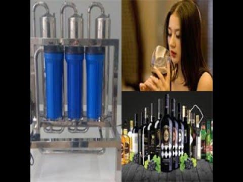 Tác Dụng Của Máy Lọc Rượu Là Gì Rượu Lọc Có Đạt Tiêu Chuẩn Chất Lượng Hay Không