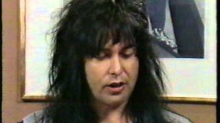 Blackie Lawless MTV Interview for The Last Command(1985)