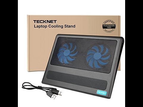 TeckNet® N5 Laptop and Notebook USB Cooling Cooler Stand Pad