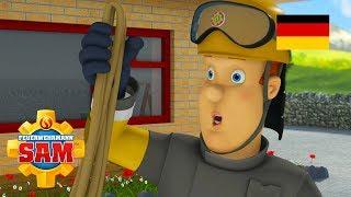 Feuerwehrmann Sam Deutsch Neue Folgen | Held des Sturms - Neue Folgen HD | 1 Stunde 🚒 Kinderfilme