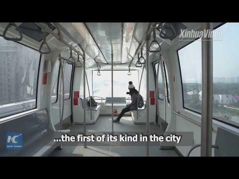 New driverless subway trains to begin trial run in Shanghai