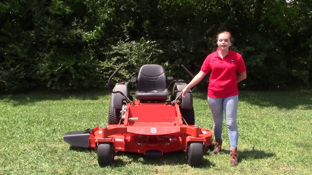 Husqvarna MZ61 Reviews: 61 Inch Zero Turn Mower » Mower Reviews HQ