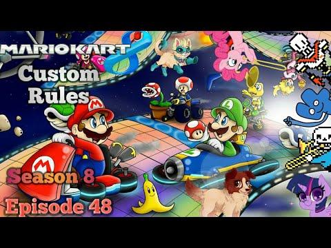 Mario Kart 8 Custom Rules Episode 48: Airport Raceway