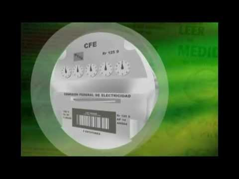 CFE Lectura de medidor from YouTube · Duration:  4 minutes 8 seconds