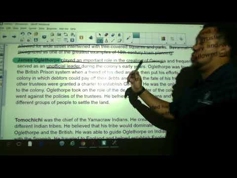 Annotating The Article for AKS 32B