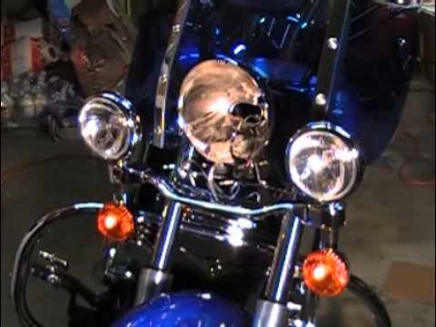 Elliptical driving light kit installation video from show chrome elliptical driving light kit installation video from show chrome accessories aloadofball