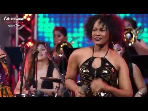 MEDLEY ARRANCA EN FA / CACHONDEA - Colombianas Salsa All Star