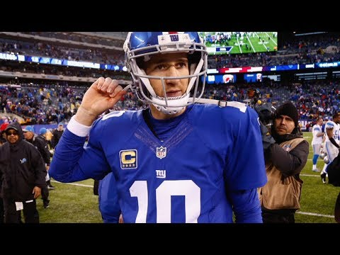 Even Tony Dungy Is Angry About Eli Manning