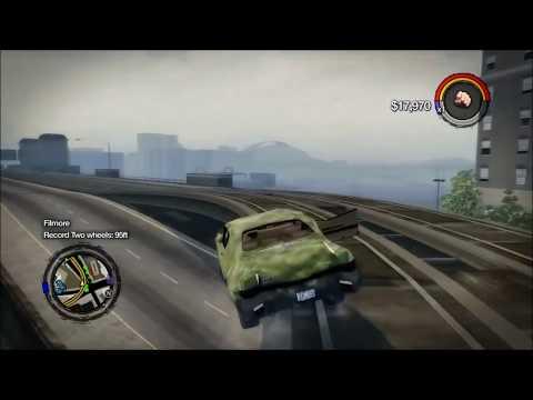Lets Play Saints Row 2 - Evil Cars Cheat Episode 2 |