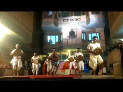 Parai Performance by Tamil Nadu Officer Trainees FC 92