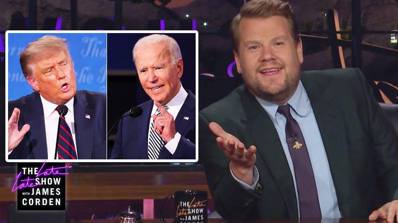 We Hope You Survived the Trump-Biden Debate