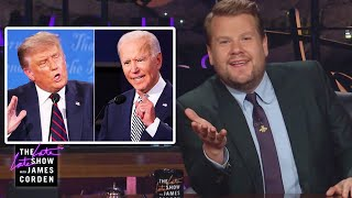 We Hope You Survived the Trump-Biden Debate