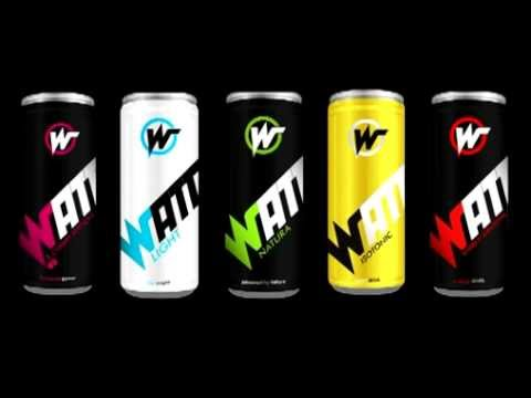 Watt Energy Drink from Hungary