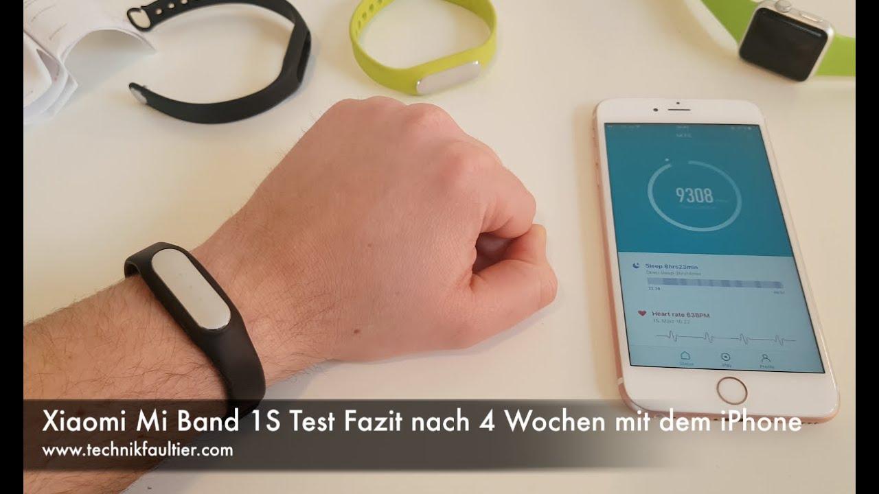 Test: Xiaomi Mi Band 2