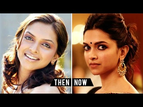 Deepika Padukone THEN TO NOW | Bollywood Fashion ...