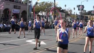 USA Jump Rope 2014 Rose Parade Walking Routine