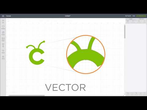 Vector and Basic Images - Working with Design Space