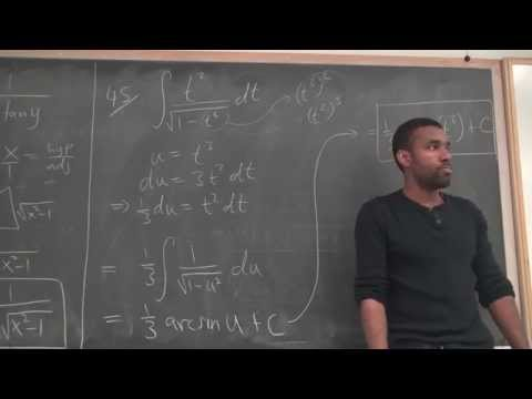 Math 202 Lecture 7 - Hyperbolic trig functions and L'Hôpital's rule part 1
