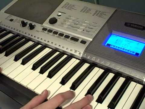Keyboard Lesson: How to Record a Song