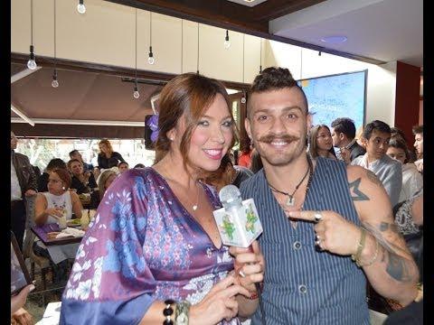 Alejandro Herrera del Desafío África 2013 habla con Angélica Andrade para masbono.com