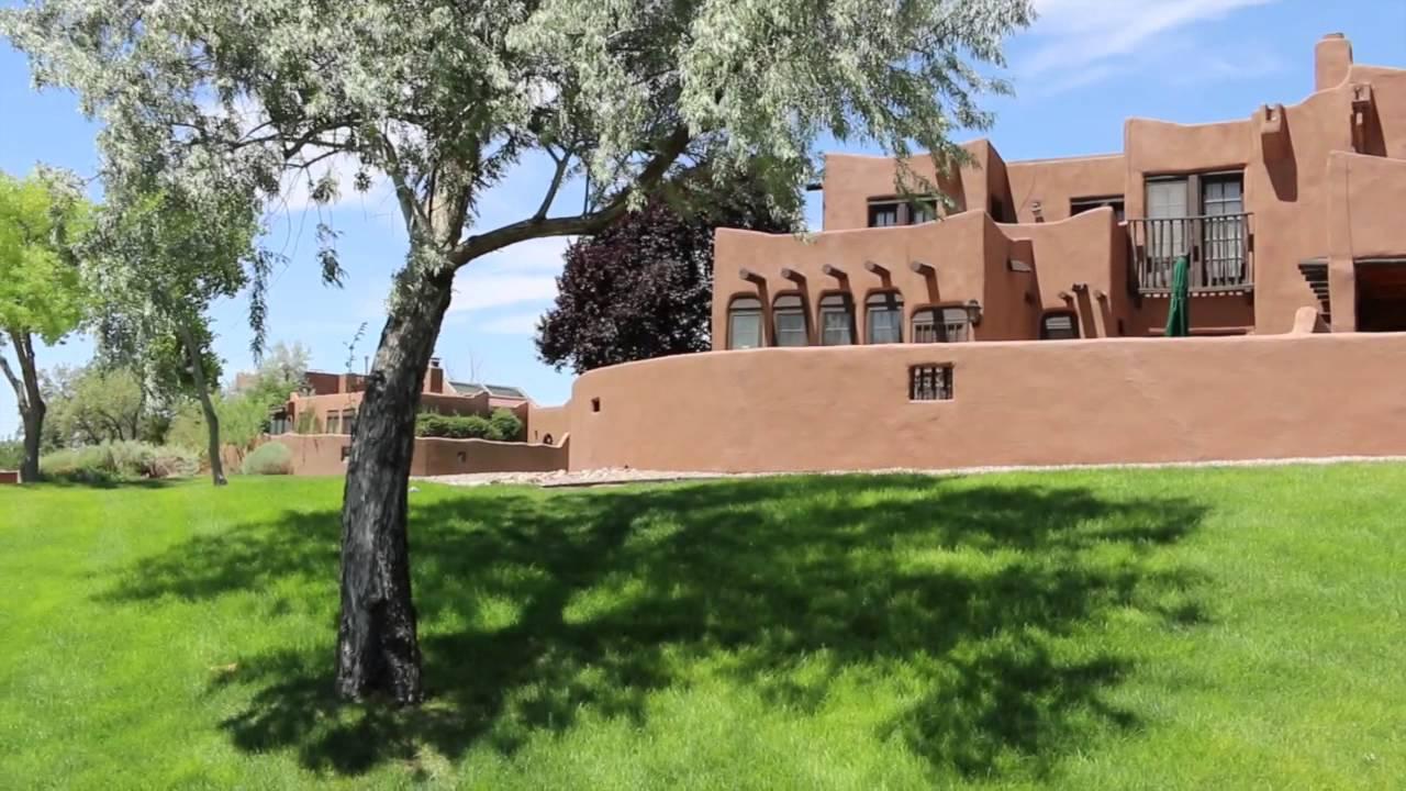 nice pueblo home builders #4: Pueblo Los Cerros Corrales NM - YouTube