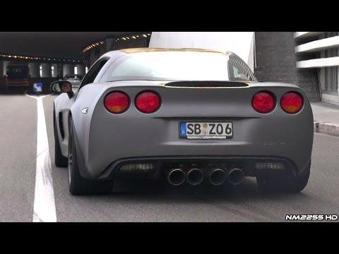The Sound of Chevy Corvette LS7 7.0 V8