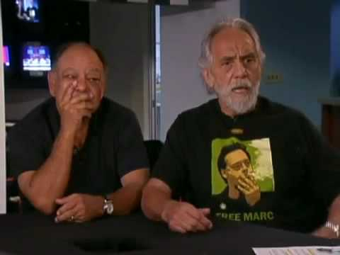 Cheech and Chong Talk Marijuana Legalization