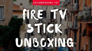 Fire TV Stick : Unboxing | Smileyquanta