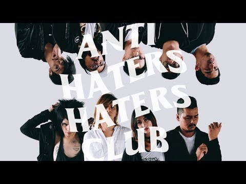 TXC X DIVIDE - Anti Haters Haters Club (Official Lyric Video)