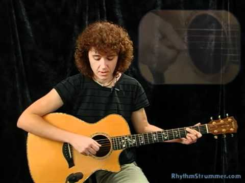 Intro to Brazilian Style - Easy Acoustic Guitar Lesson