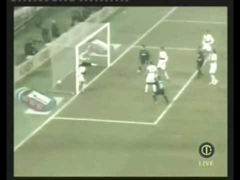 2005-2006 Inter vs Palermo 1-0 Cambiasso