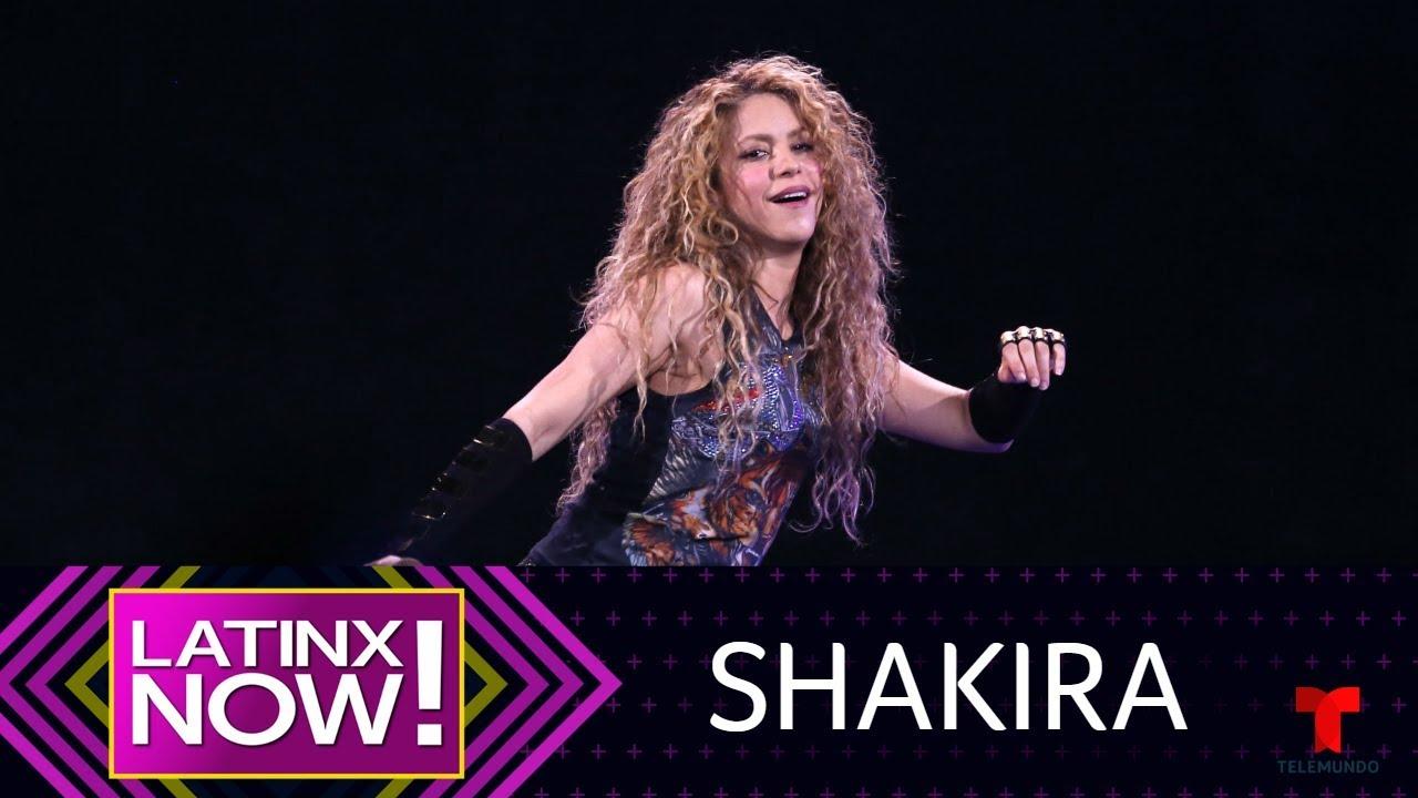 Download Shakira se prepara para el Super Bowl 2020   @LatinxNow!   Entretenimiento