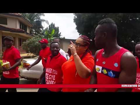 film makers in Ghana  Demonstration