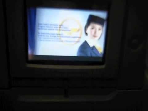 ✈ ep.1: Lufthansa LH791 Jakarta to Singapore