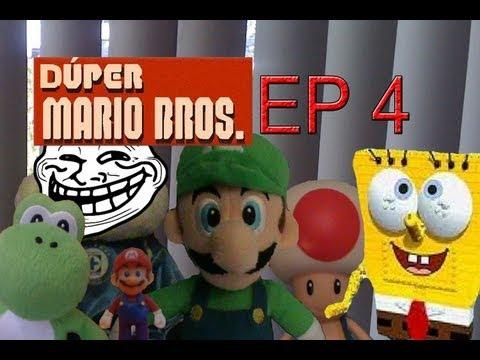 Dúper Mario Bros - Episodio 4