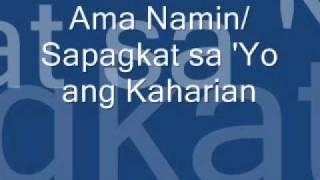 Ama Namin - Sapagkat Sa 'Yo Ang Kaharian.wmv