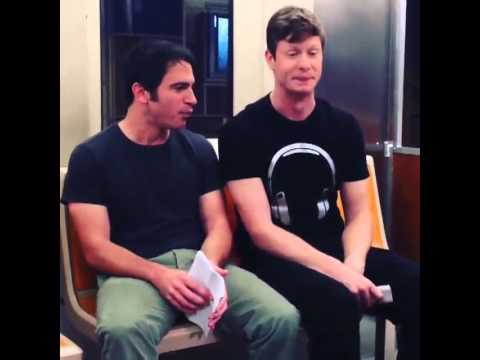 Anders Holm and Chris Messina got the beat