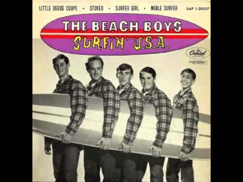 Beach Boys vs Chuck Berry