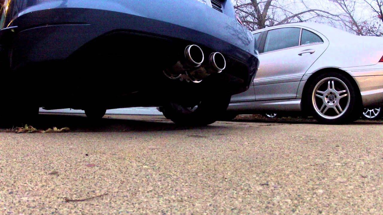Chrysler Crossfire SRT6 NeedsWings Headers Downpipes Catback