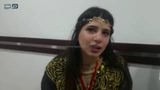 مصر العربية | الدبكة الفلسطينية .. تدعم مؤتمر الشباب العربي التطوعي اﻷول