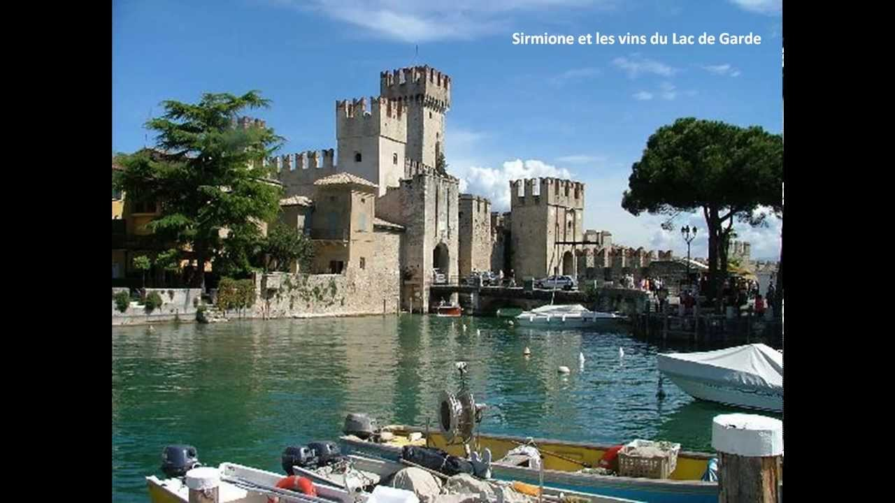 Fabuleux Le lac de Garde - Italie - YouTube BI81