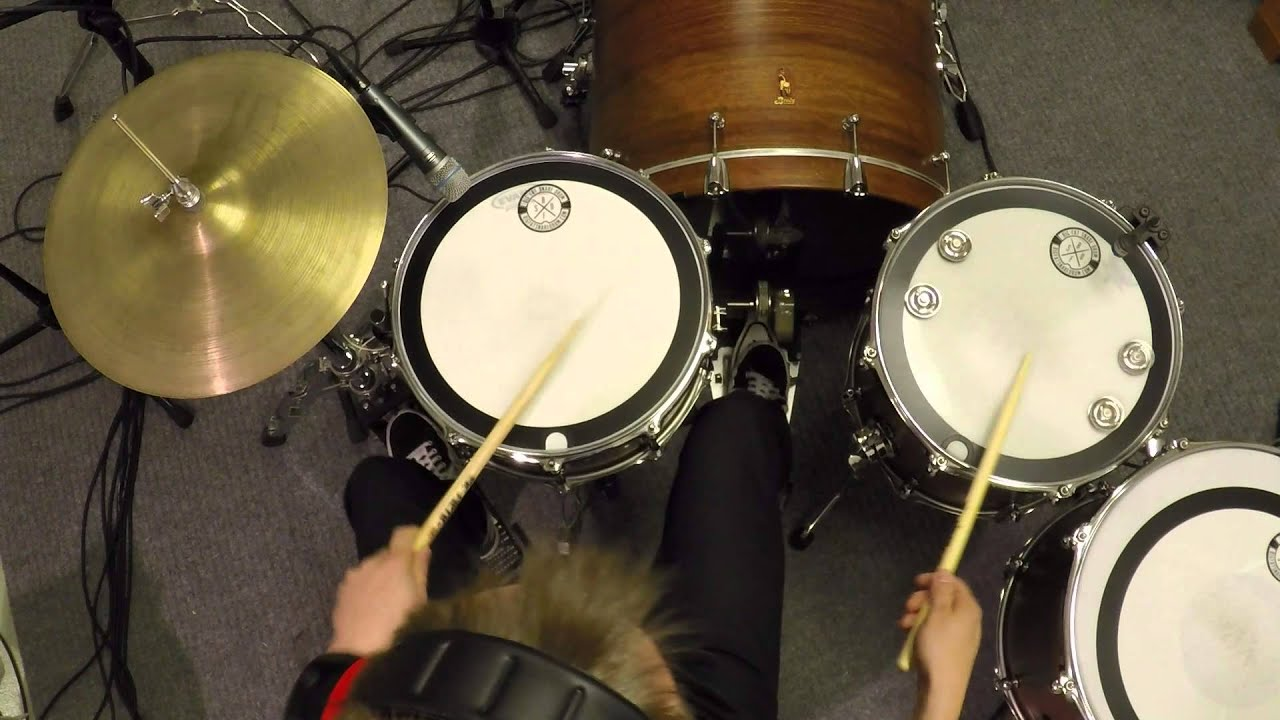 Big Fat Snare Drum Demo by Kai Jokiaho - YouTube